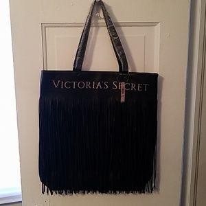 Victoria's Secret fringe bag
